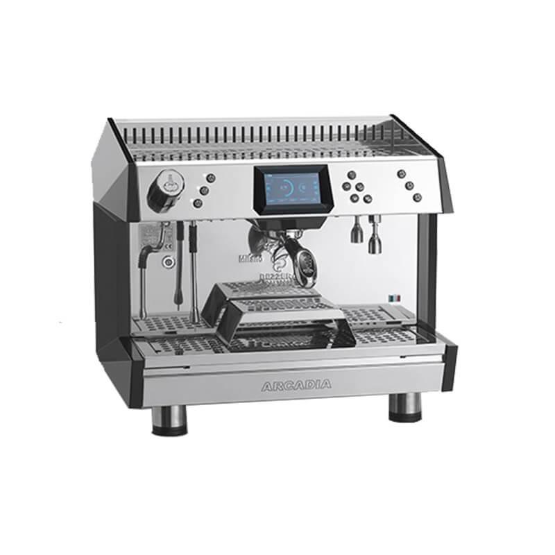 Bezzera ARCADIA DE 1GR Profesyonel Otomatik Dozajlı Espresso Kahve makinesi Tek gruplu(Tall Cup)