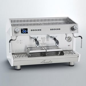 Bezzera B2016-DE 2GR-TC Profesyonel Otomatik Dozajlı Espresso Kahve makinesi 2 gruplu(Tall Cup)