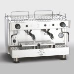 Bezzera B2016-PM 2GR-TC Profesyonel Yarı Otomatik Espresso Kahve makinesi 2 gruplu(Tall Cup)