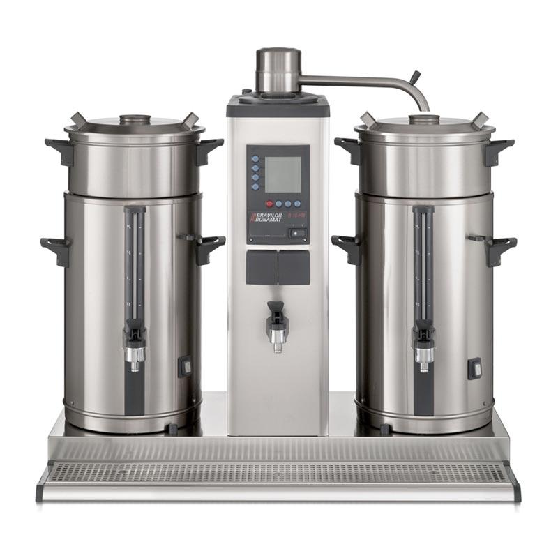Bravilor Bonomat B10 - HW Filtre Kahve Makinesi Silindir Hazneli(Çiftli)