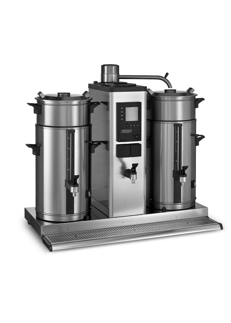 Bravilor Bonomat B5 - HW Filtre Kahve Makinesi Silindir Hazneli(Çiftli)