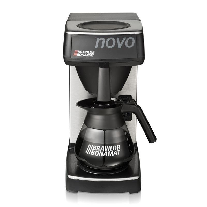 Bravilor Bonomat NOVO Filtre Kahve Makinesi Cam Potlu(Tekli)