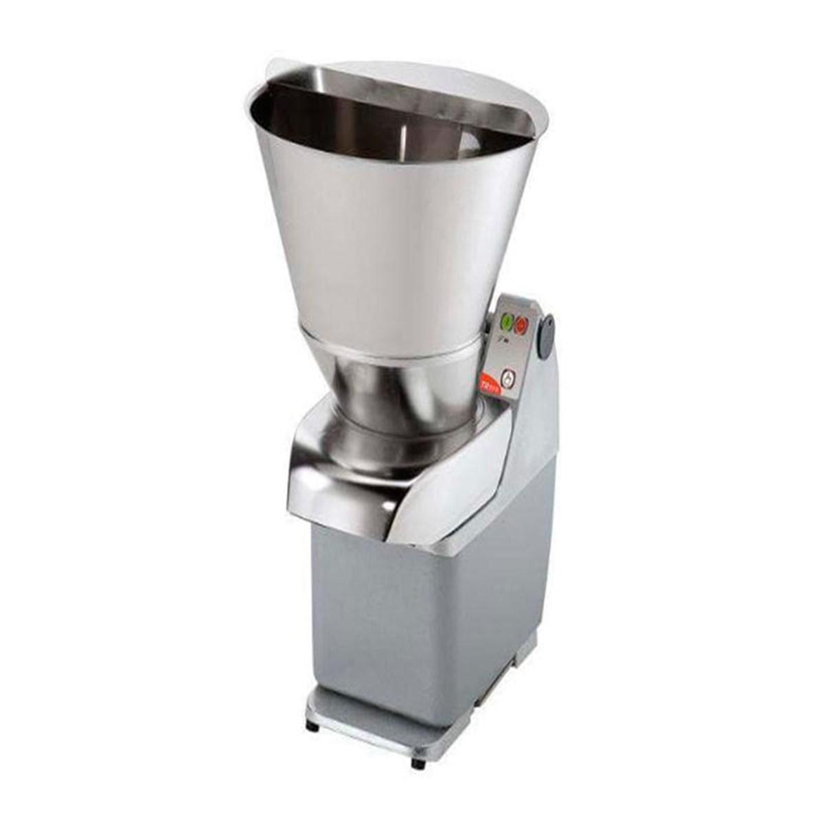 Dito Sama 600111 TR210 DTR210VV Ayaklı Sebze Kesme Makinesi Hız Varyatörlü 2100kg/s