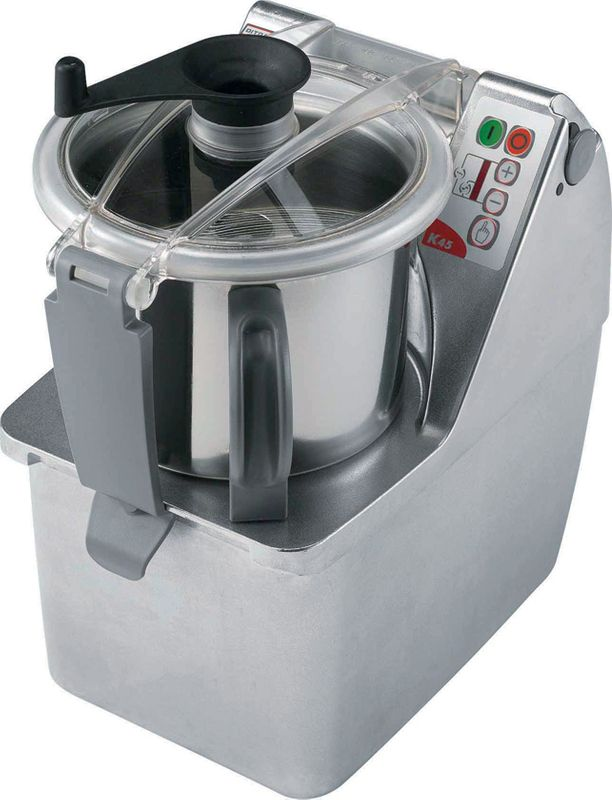 Dito Sama 603724 Set Üstü Cutter - Parçalama Makinesi Hız Kontrollü(4,5 Lt)