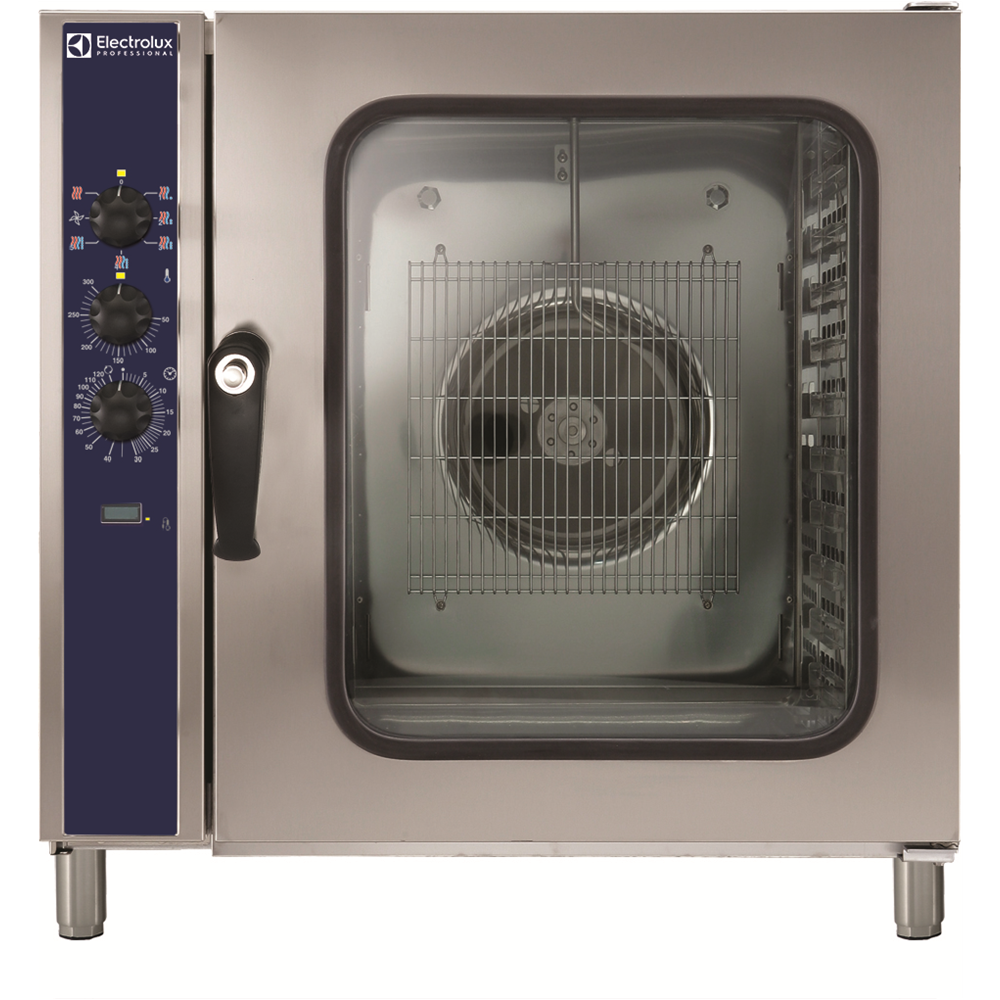 Electrolux 260701 Gazlı Konveksiyonel Fırınlar 10 Tepsi