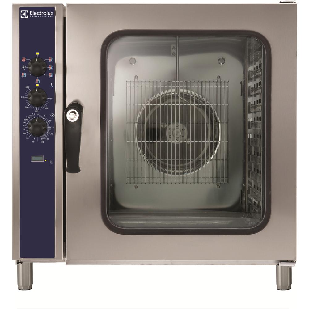 Electrolux 260702 Gazlı Konveksiyonel Fırınlar 10 Tepsi