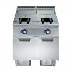 Electrolux 391332 900 Seri Gazlı Fritöz Çift hazneli