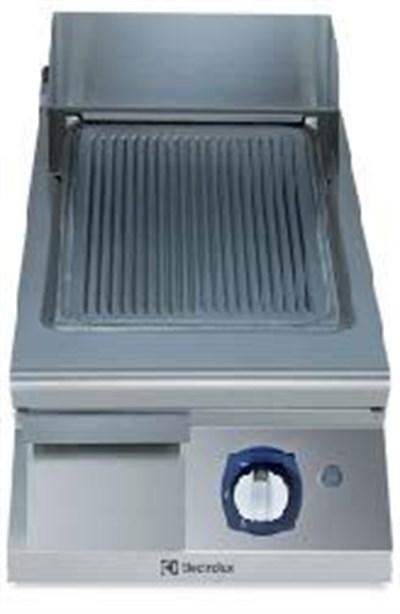 Eletrolux 391057 900 Seri Gazlı Pleyt Izgara Karbon Çelik Nervürlü