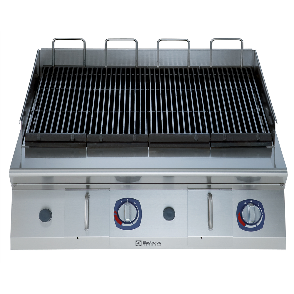 Eletrolux 391065 900 Seri Gazlı Power Grill Döküm