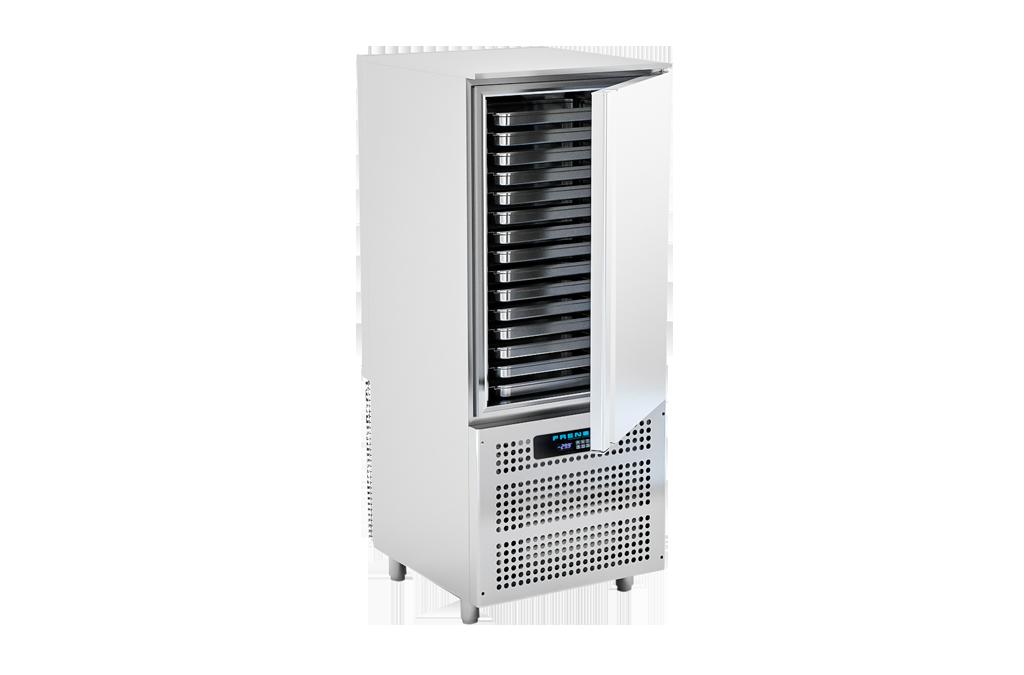 Frenox VBL15 Premium Line Dikey Tip Şok Soğutucu & Dondurucu 15 Tepsi(GN1/1 & 60 x 40)