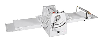 GGF GPB500-800 Set Üstü Kanatlı Hamur Açma Makinesi Düz Silindir(500x800mm)