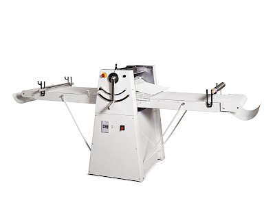 GGF GPS-500-1000 Ayaklı Kanatlı Hamur Açma Makinesi Düz Silindir(500x1000mm)