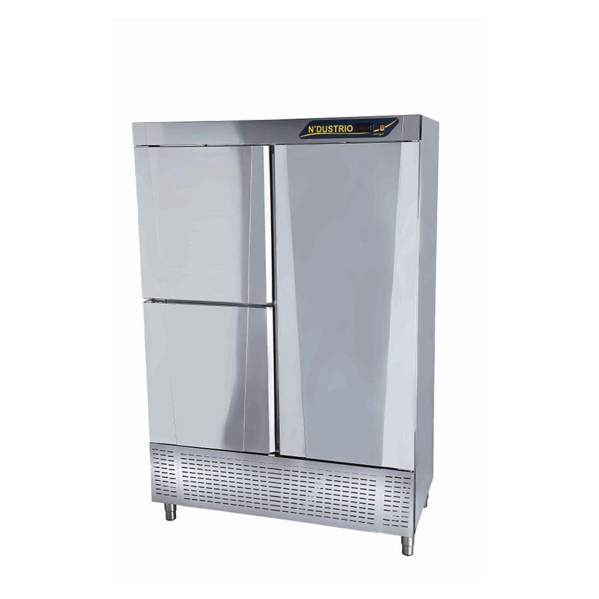 Gtech CPS-203 Basic Seri Dik Tip Buzdolabı 1 Tam,2 Yarım Kapı