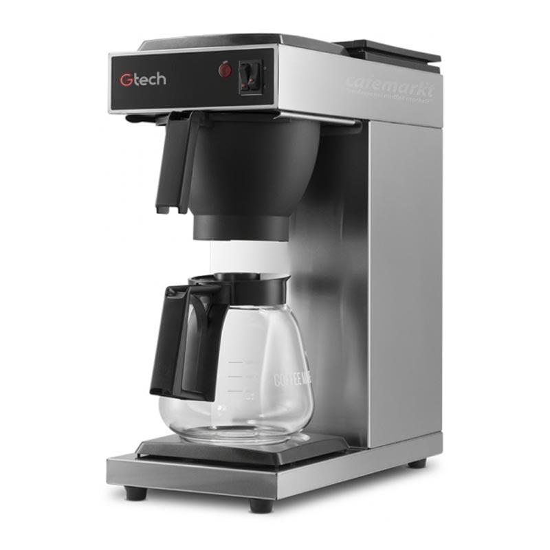 Gtech FK15 Filtre Kahve Makinesi Cam Potlu(Tekli)