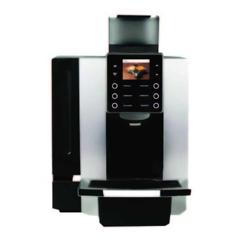 Gtech K90L Profesyonel Süper Otomatik Espresso Kahve makinesi Tek gruplu(Standart)