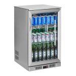 Gtech SC-118F-S Basic Line Bar Tipi Şişe Soğutucu Tek Kapılı(Paslanmaz)