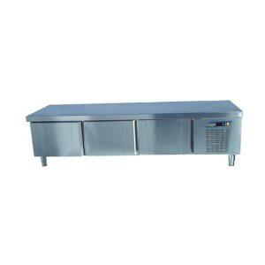 Gtech TPG-73L Set Altı Buzdolabı 3 Kapılı