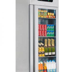 Gtech VN7-G Basic Seri Dik Tip Buzdolabı Tek Cam Kapılı