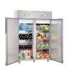 Gtech VNL14 Premium Seri Kombinasyon Soğutmalı Dik Tip Buzdolabı 2 Kapılı