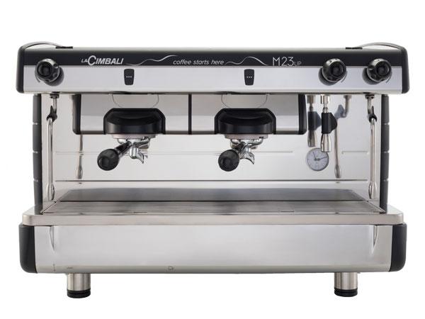 LA CIMBALI M23 UP C/2 TC Profesyonel Yarı Otomatik Espresso Kahve makinesi 2 gruplu(Tall Cup)
