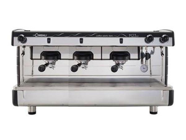 LA CIMBALI M23 UP C/3 Profesyonel Yarı Otomatik Espresso Kahve makinesi 3 gruplu(Standart)