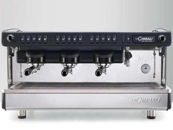 LA CIMBALI M26 BE DT/3 Profesyonel Otomatik Dozajlı Espresso Kahve makinesi 3 gruplu(Standart)