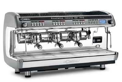 LA CIMBALI M39 DSTR RE DT/3 Profesyonel Otomatik Dozajlı Espresso Kahve makinesi 2 gruplu(Tall Cup)