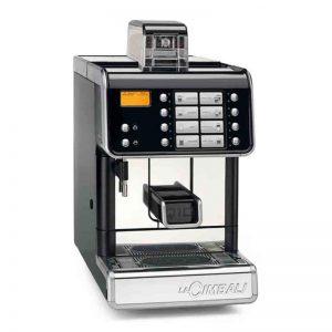 LA CIMBALI Q10 CP11 MILKPS Profesyonel Süper Otomatik Espresso Kahve makinesi Tek gruplu(Standart)