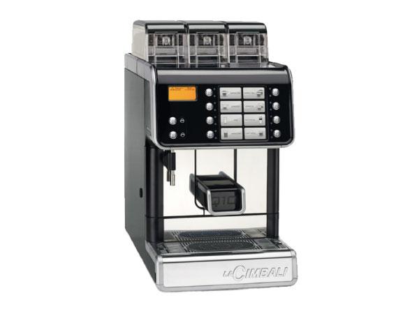 LA CIMBALI Q10 CS11 MILKPS Profesyonel Süper Otomatik Espresso Kahve makinesi Tek gruplu(Standart)