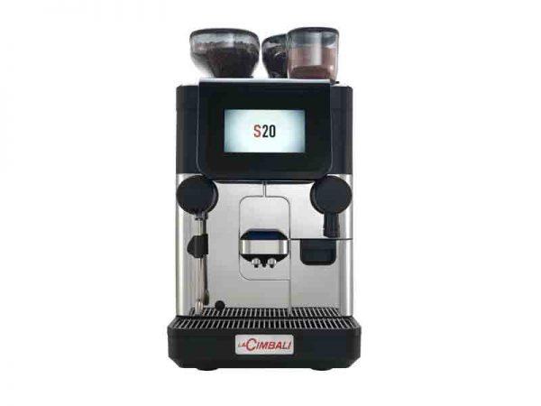 LA CIMBALI S20 - CS10 Profesyonel Süper Otomatik Espresso Kahve makinesi Tek gruplu(Standart)