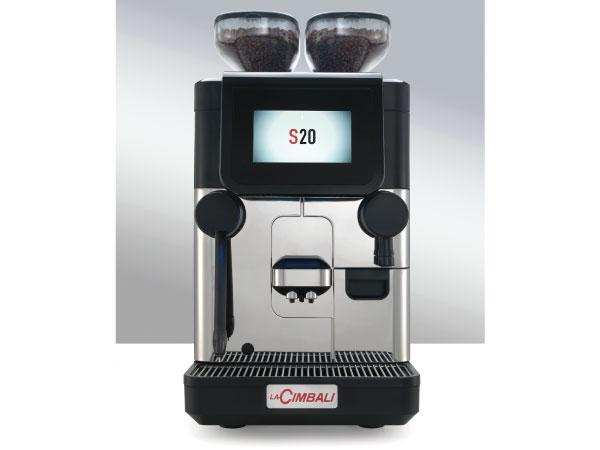 LA CIMBALI S20 - S10 Profesyonel Süper Otomatik Espresso Kahve makinesi Tek gruplu(Standart)