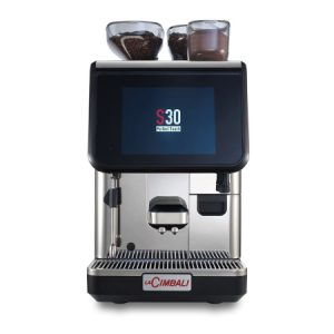 LA CIMBALI S30 - CS10 Profesyonel Süper Otomatik Espresso Kahve makinesi Tek gruplu(Standart)