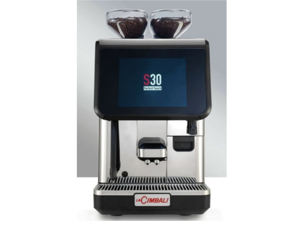 LA CIMBALI S30 - S10 Profesyonel Süper Otomatik Espresso Kahve makinesi Tek gruplu(Standart)