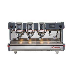 LA CIMBALI M 100 ATTIVA HDA DT/3 Profesyonel Otomatik Dozajlı Espresso Kahve makinesi 3 gruplu(Standart)