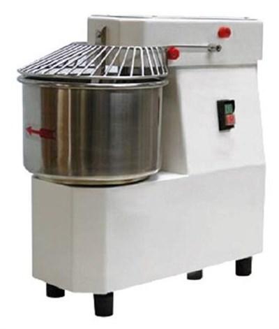 PizzaGroup IF22-2V Sabit Spiralli İki Hızlı Hamur Yoğurma Makinesi İki Hızlı(22lt)