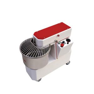 PizzaGroup IF22 Sabit Spiralli Hamur Yoğurma Makinesi Tek Hızlı(22lt)