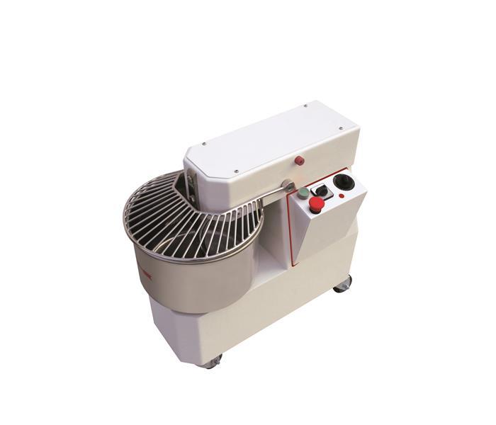PizzaGroup IF33 Sabit Spiralli Tek Hızlı Hamur Yoğurma Makinesi Tek Hızlı(33lt )