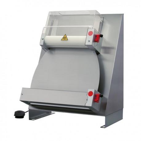 PizzaGroup RM42-TA Set Üstü Dikey Hamur Açma Makinesi Eğimli Silindir(42 cm)
