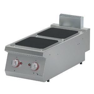 Vital EKO9010K 900 Seri Elektrikli Ocak 2 Kare Pleytli