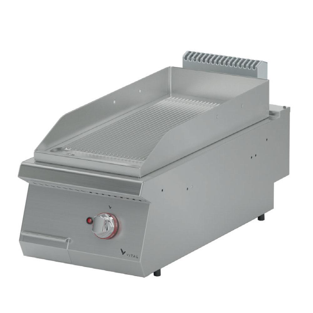 Vital EPI9020R 900 Seri Elektrikli Pleyt Izgara Nervürlü