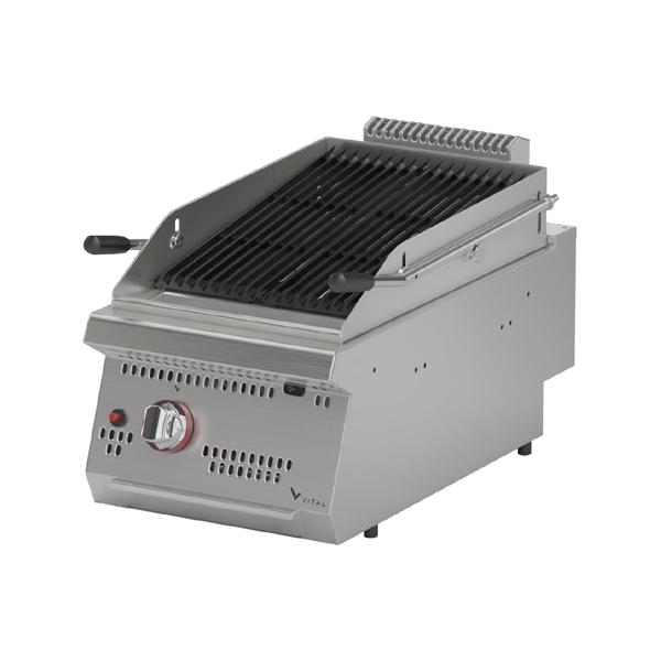 Vital GSI9010 900 Seri Gazlı Amerikan Izgara Döküm