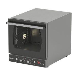 Vital NEVO-02EM Elektrikli Manuel Konveksiyonel Patisserie Fırın 4 Tepsi