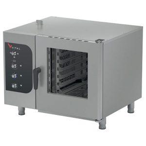 Vital PRIME061E PRIME Elektrikli Buharlı Konveksiyonel Fırın 6xGN1/1