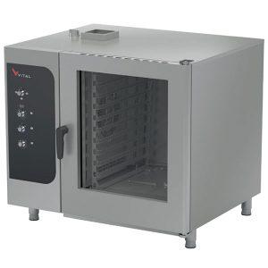 Vital PRIME102G PRIME Gazlı Buharlı Konveksiyonel Fırın 10xGN2/1