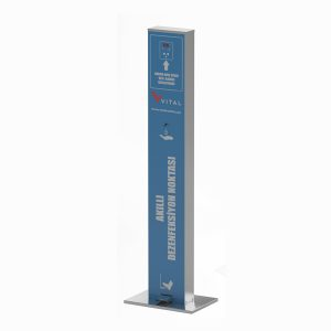 Vital Temassız Akıllı Dezenfektan Dispenseri