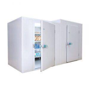 Vital VSHD-N03 Moduler Dondurucu Soğuk Hava Deposu 14,16m³(-18/-22°C)