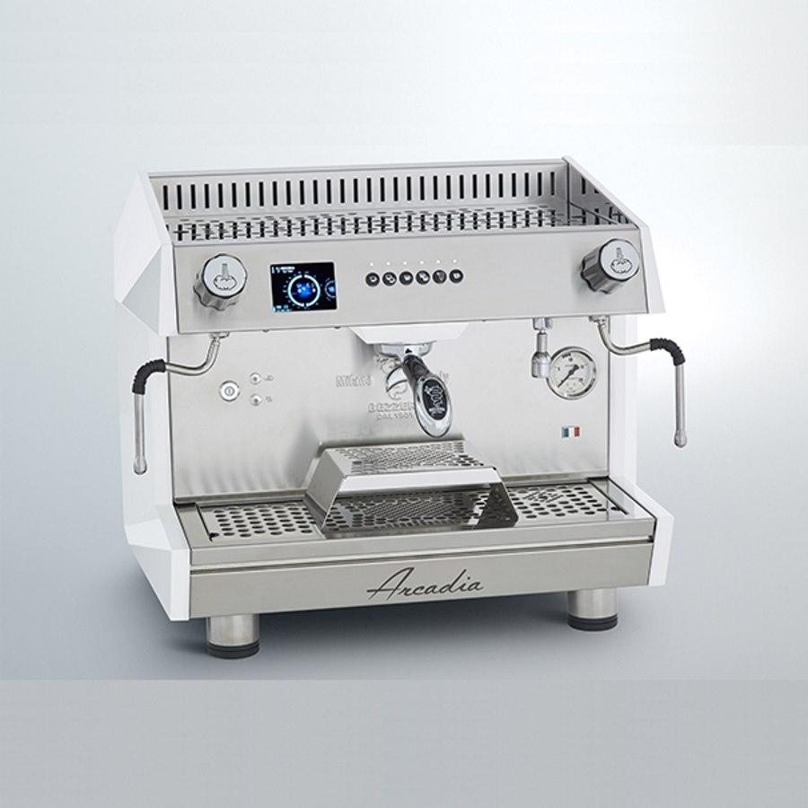 Bezzera ARCADIA DE PID 1GR Profesyonel Otomatik Dozajlı Espresso Kahve makinesi Tek gruplu(Tall Cup)