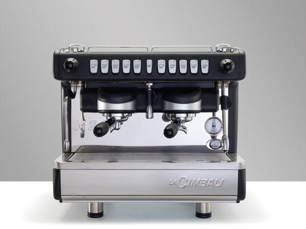 LA CIMBALI M26 TE DT/2 Compact Profesyonel Otomatik Dozajlı Espresso Kahve makinesi 2 gruplu(Standart)